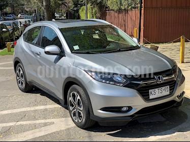 Honda HR-V 1.8L EXL Aut usado (2018) color Gris precio $15.550.000