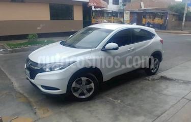 Foto venta Auto usado Honda HR-V 1.8L LX  (2017) color Blanco precio u$s19,500