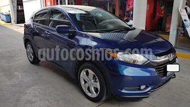 Foto Honda HR-V 5p Epic L4/1.8 Aut usado (2017) color Azul precio $299,000