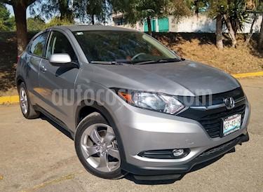 Foto venta Auto Seminuevo Honda HR-V 5p Epic L4/1.8 Aut (2017) color Plata precio $299,000