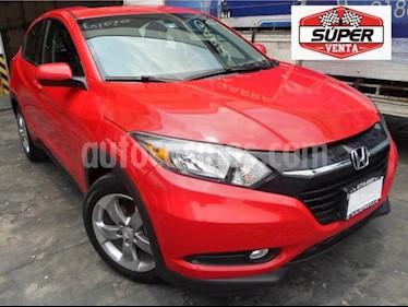 Foto venta Auto usado Honda HR-V 5p Epic L4/1.8 Aut (2018) color Rojo precio $310,000