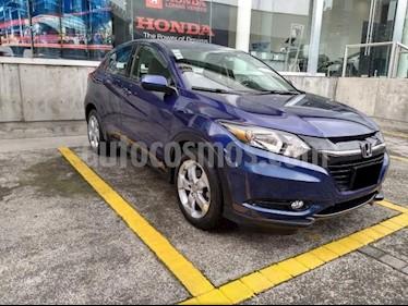 foto Honda HR-V 5p Epic L4/1.8 Aut usado (2016) color Azul precio $247,000