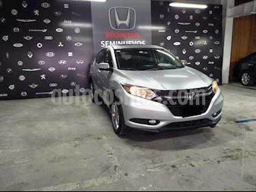 Foto venta Auto usado Honda HR-V 5p Epic L4/1.8 Aut (2016) color Plata precio $279,000
