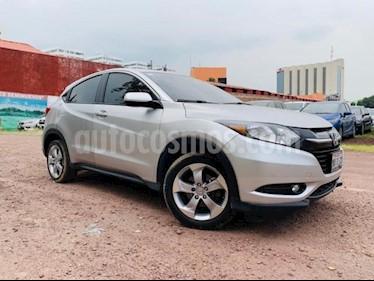 Foto venta Auto usado Honda HR-V 5p Epic L4/1.8 Aut (2016) color Plata precio $245,000