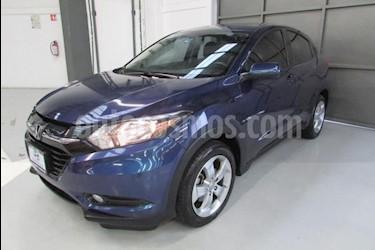 Foto venta Auto usado Honda HR-V 5p Epic L4/1.8 Aut (2016) color Azul Marino precio $249,900