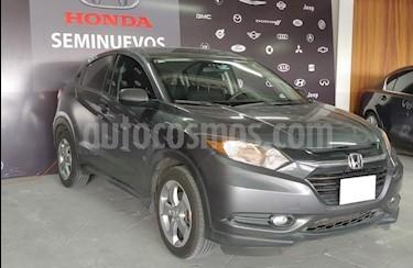Foto venta Auto usado Honda HR-V 5p Epic L4/1.8 Aut (2017) color Gris precio $293,000