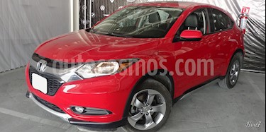 Foto venta Auto Seminuevo Honda HR-V 5p Epic L4/1.8 Aut (2017) color Rojo precio $315,000