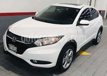 Foto Honda HR-V 5p Epic L4/1.8 Aut usado (2018) color Blanco precio $309,000