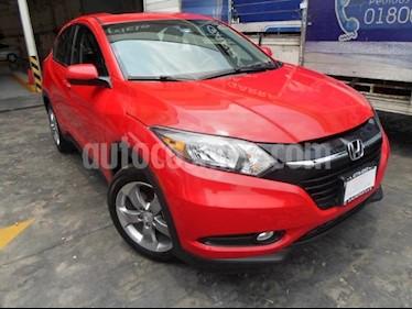 Foto venta Auto usado Honda HR-V 5p Epic L4/1.8 Aut (2018) color Rojo precio $329,000