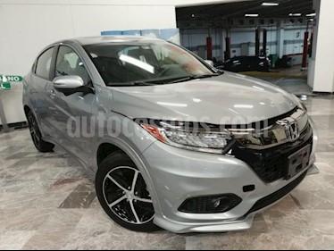 Foto venta Auto usado Honda HR-V 5p Touring L4/1.8 Aut (2019) color Plata precio $395,105