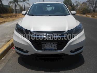 Foto venta Auto usado Honda HR-V 5p Touring L4/1.8 Aut (2018) color Blanco precio $355,000