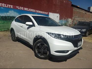 Foto venta Auto usado Honda HR-V 5p Touring L4/1.8 Aut (2018) color Blanco precio $359,000