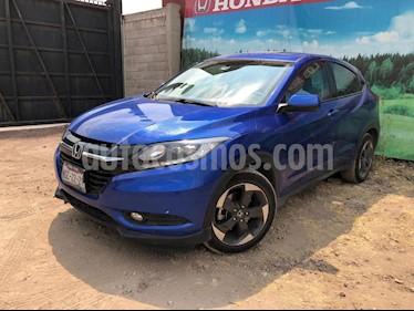 Foto venta Auto usado Honda HR-V 5p Touring L4/1.8 Aut (2018) color Azul precio $359,000