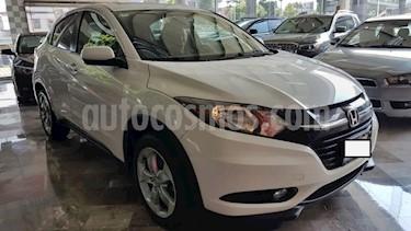 Foto Honda HR-V 5p Uniq L4/1.8 Aut usado (2016) color Blanco precio $279,000