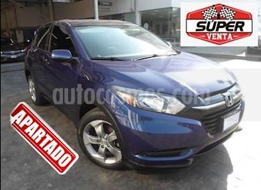 Foto venta Auto usado Honda HR-V 5p Uniq L4/1.8 Aut (2017) color Azul precio $255,000