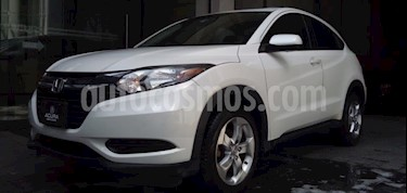 Foto Honda HR-V 5p Uniq L4/1.8 Man usado (2016) color Blanco precio $235,000