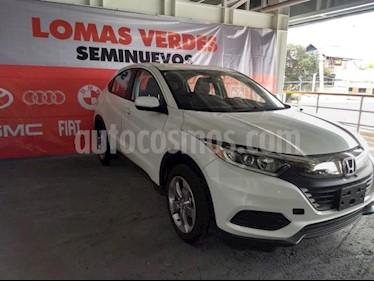 Foto Honda HR-V 5p Uniq L4/1.8 Man usado (2019) color Blanco precio $315,305