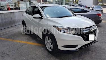 Foto Honda HR-V 5P UNIQ TM6 RA-17 usado (2016) color Blanco precio $227,000