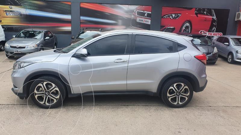 Honda HR-V EXL CVT usado (2018) color Gris Oscuro precio $2.480.000