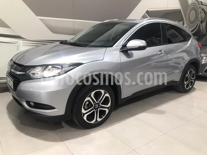 Honda HR-V EXL CVT usado (2018) color Gris Claro precio $2.480.000