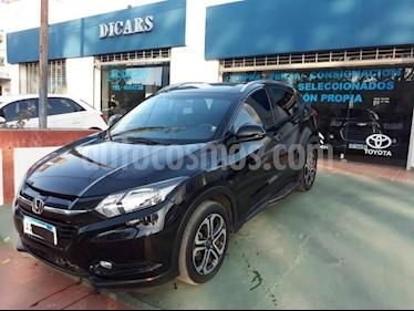 Honda HR-V LX 4x2 CVT usado (2016) color Negro precio $1.350.000