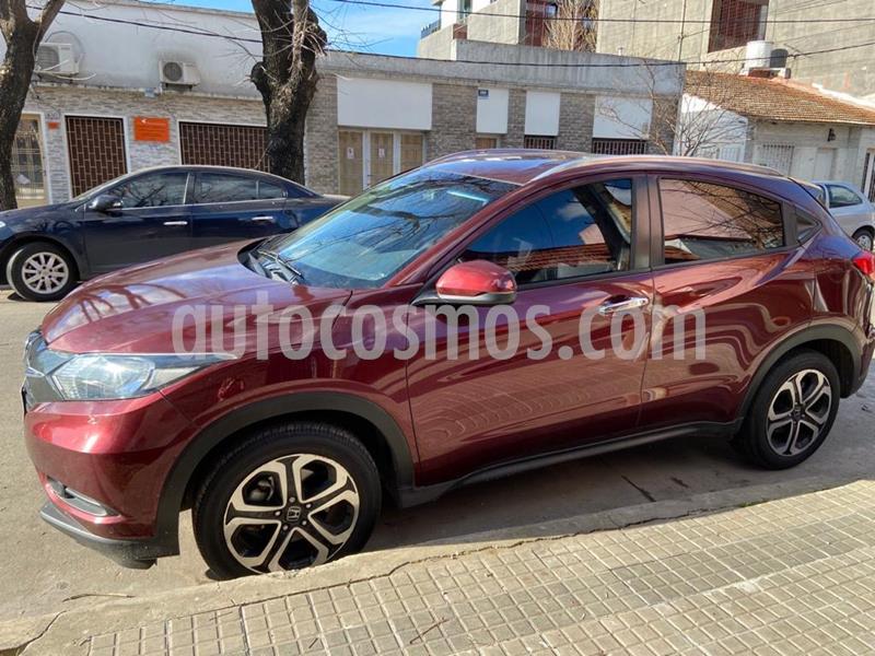 Honda HR-V EXL CVT usado (2017) color Rojo precio $1.680.000