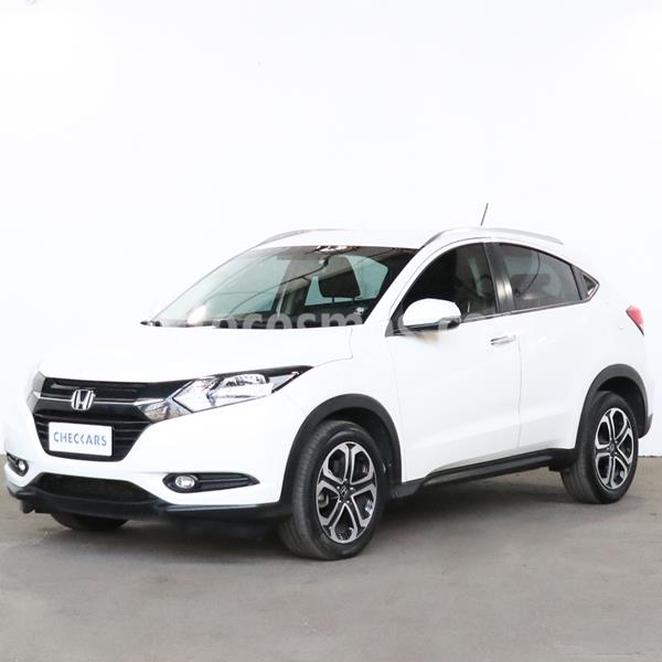 Honda HR-V EXL 4x2 CVT usado (2016) color Blanco Tafetta precio $2.075.000