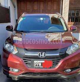 Honda HR-V EX CVT usado (2016) color Rojo precio $1.600.000