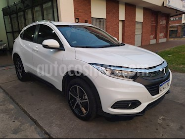 Honda HR-V EX 4x2 CVT usado (2019) color Blanco Tafetta precio $1.550.000