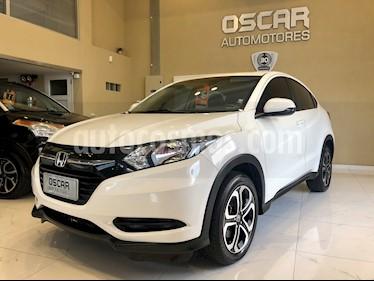 Honda HR-V LX 4x2 CVT usado (2016) color Blanco Tafetta precio $1.199.000