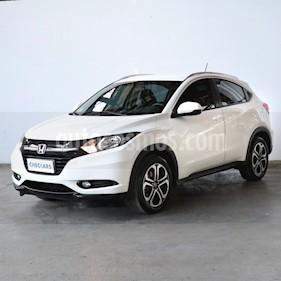 Honda HR-V EX CVT usado (2017) color Blanco precio $1.442.000