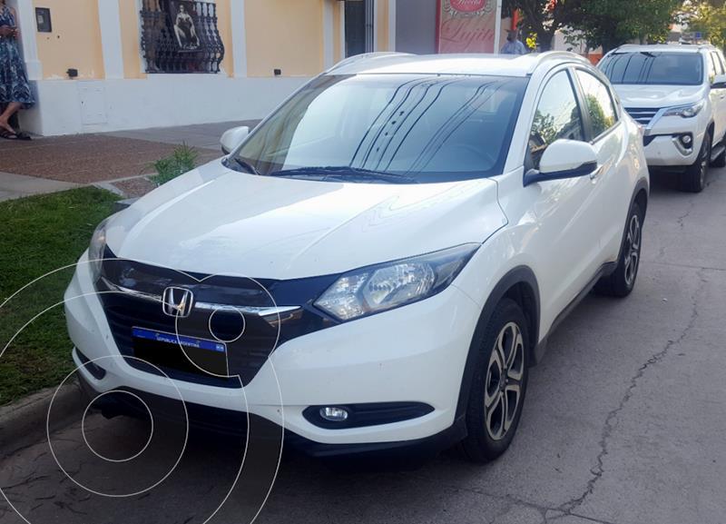 Honda HR-V EXL 4x2 CVT usado (2019) color Blanco precio $3.200.000