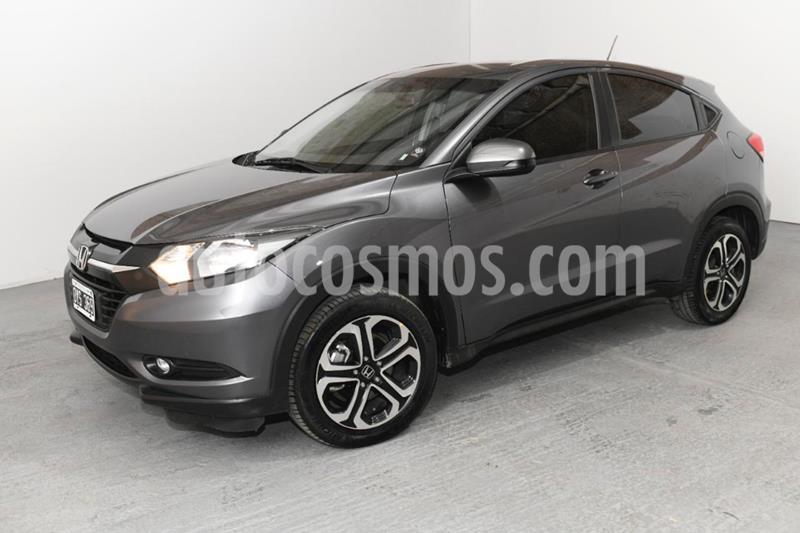 Honda HR-V LX 4x2 CVT usado (2015) color Gris Claro precio $1.990.000