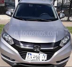 Honda HR-V EX 4x2 CVT usado (2016) color Gris Claro precio $1.250.000