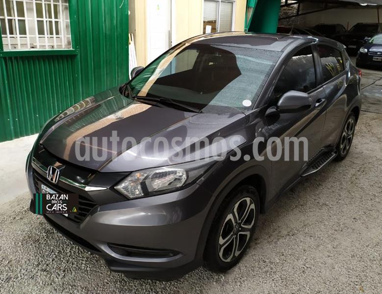 Honda HR-V LX 4x2 CVT usado (2015) color Gris Oscuro precio $1.350.000