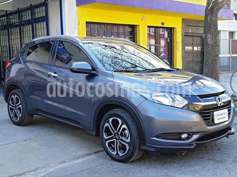 Honda HR-V EXL 4x2 CVT usado (2016) color Acero precio $1.790.000