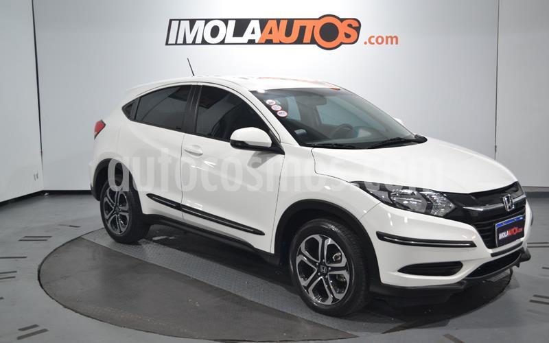 Honda HR-V LX 4x2 CVT usado (2018) color Blanco Tafetta precio $1.990.000