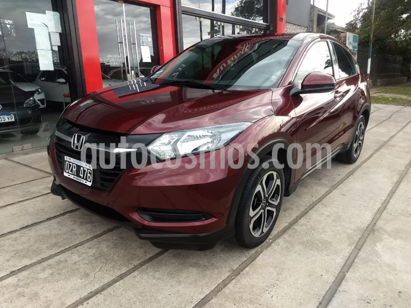 Honda HR-V LX CVT usado (2016) color Rojo Carneolita precio $2.100.000