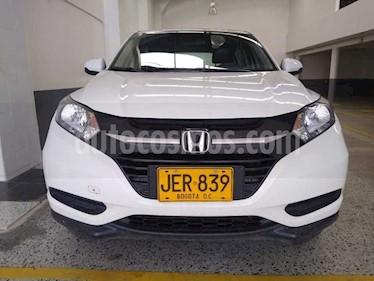 Honda HR-V LX usado (2016) color Blanco precio $36.999.997