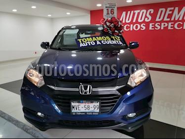 Foto venta Auto usado Honda HR-V Epic Aut (2016) color Azul precio $255,000