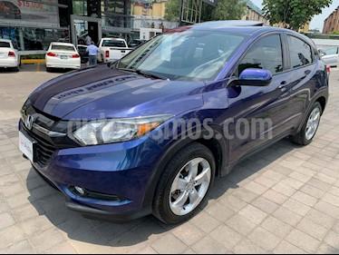 Foto venta Auto usado Honda HR-V Epic Aut (2016) color Azul precio $258,000