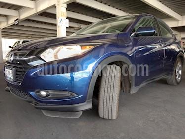 Foto venta Auto usado Honda HR-V Epic Aut (2017) color Azul precio $295,000