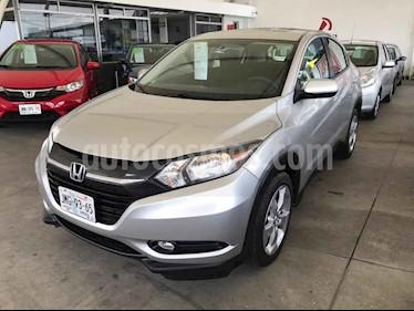 Foto Honda HR-V Epic Aut usado (2016) color Plata precio $270,000