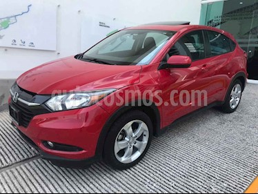 Foto venta Auto usado Honda HR-V Epic Aut (2016) color Rojo precio $248,500