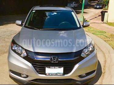 Foto Honda HR-V Epic Aut usado (2016) color Plata Diamante precio $295,000