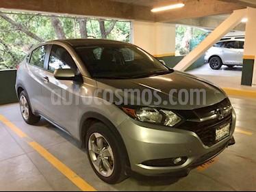 Honda HR-V Epic Aut usado (2017) color Gris precio $285,000