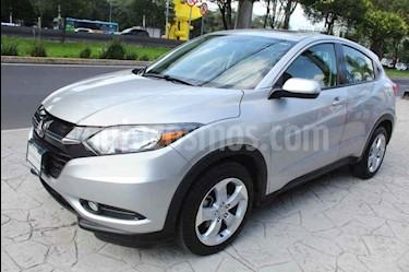 Foto venta Auto usado Honda HR-V Epic Aut (2016) color Plata precio $255,000