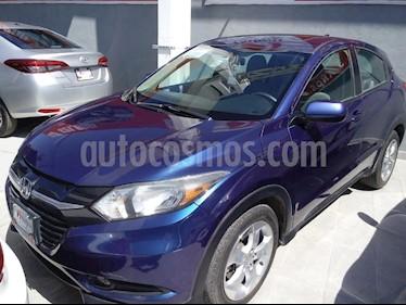 Foto venta Auto Seminuevo Honda HR-V Epic Aut (2016) color Azul precio $245,000