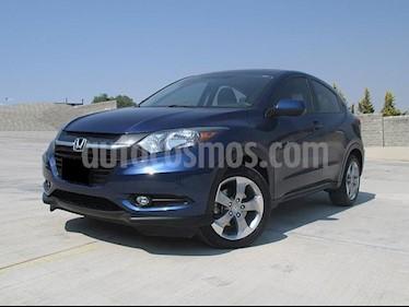 Foto venta Auto usado Honda HR-V Epic Aut (2017) color Azul Oscuro precio $278,000