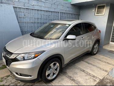 Foto Honda HR-V Epic Aut usado (2016) color Plata precio $230,000